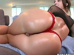 Jada Stevens -  she's got a fine successfully ass!
