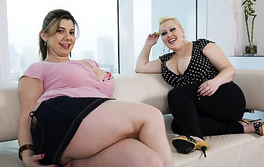 You gotta get in here and watch these 2 busty ass friends getting their hot on! These 2 have the largest most natural tits you'll ever see. Not to mention the fucking and the bouncing!