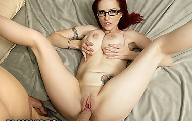 Mz. Berlin is one hot ass chick. When you check this hottie strip down and that red hair starts flowing you will have no choice but to submit. Trust me.